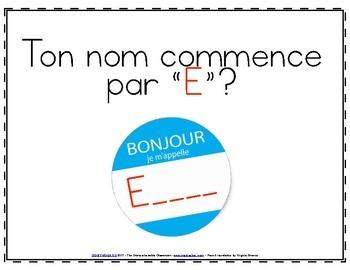 La paix commence par toi slideshow for French classes