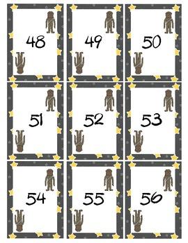 La peche des etoiles: nombres 48-73