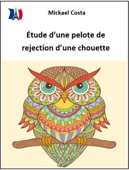 Étude d'une pelote de rejection de chouette (#93)