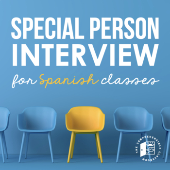 La persona especial / Estrella del día - 50+ projectable interview questions