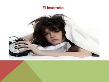 La peste del insomnio (fragment of One hundred years of solitude)