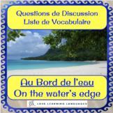 Advanced French conversation questions - La plage