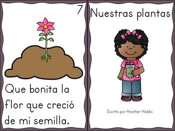 La primavera / Bilingual Kindergarten + ESL Vocabulary Resources for Biliteracy