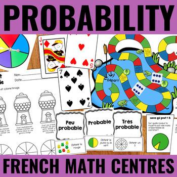 La probabilité - Probability Centers French