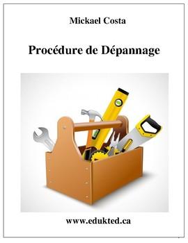 La procédure de dépannage French Immersion (145)