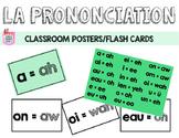 La prononciation