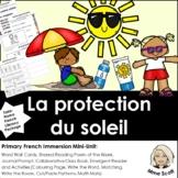 La protection du soleil - Sun Protection Sun Safety - Summ