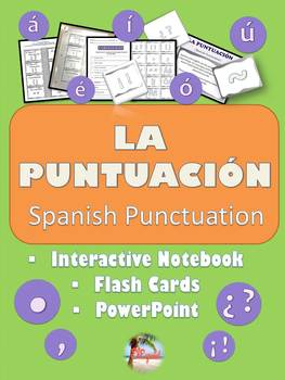La puntuacion / Spanish Punctuation