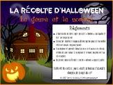 La récolte d'Halloween - le genre et le nombre