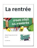 Core French (La rentrée)