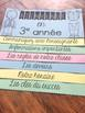 La rentrée scolaire - Flip Book - French Back to School