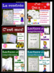 La rentrée scolaire - Activités pour le SEPTEMBRE (Printables, Guided Reading)