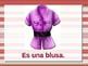 La ropa / Clothes