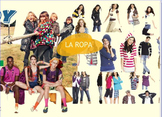 La ropa 5 - talking about clothing in Spanish