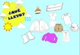 La ropa: qué llevo