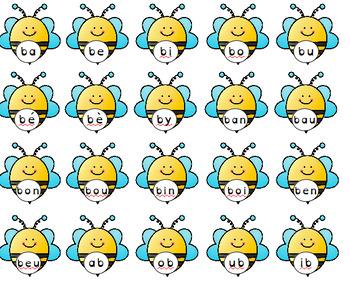 La ruche aux syllabes