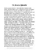 """La rutina diaria: Un día en el gimasio"""" Spanish TPRS Story"""