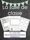 La salle de classe - Primary French Activities