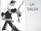 La salsa - Spanish Dance weekly unit, with infomal commands