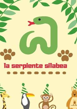 La serpiente silabea