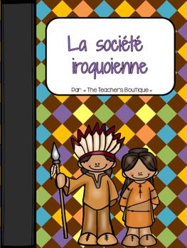 La société iroquoienne