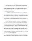 La sudadera - Personal Narrative Mentor Text in Spanish