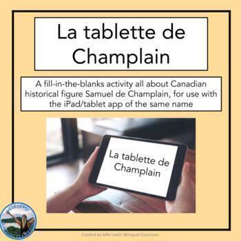 La tablette de Samuel de Champlain Reading Comprehension