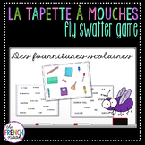 La tapette à mouches des fournitures scolaires French fly swatter school supply