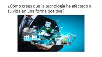 La tecnología en la sociedad PPT