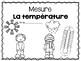 La température - 2e année