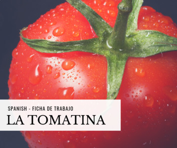 La tomatina - Holidays around the world -Tomato fight (Spanish)