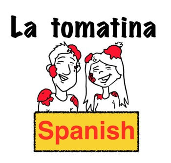La tomatina: Spanish Storytelling Animated Video