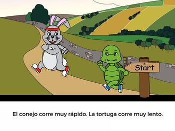 La tortuga y el conejo (The Tortoise and the Hare)