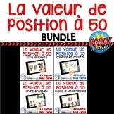 La valeur de position: French Place Value Digital Task Cards -  BOOM CARDS