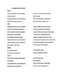 La venganza de conservador lyrics page