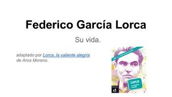 La vida de Federico Garcia Lorca