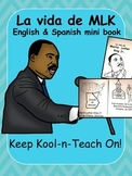 Martin Luther King / La vida MLK Jr. Bilingual book