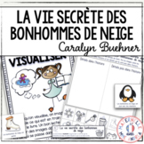 French Close Reading & Comprehension - La vie secrète des