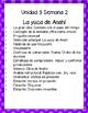 La yuca de Anahi -Maravillas - Unidad 3 Semana 2