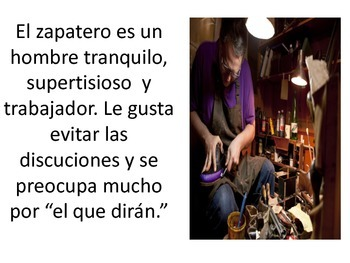 La zapatera prodigiosa por Federico Garcia Lorca