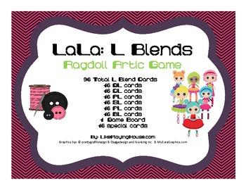 LaLa L Blends Ragdoll Artic