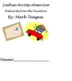 LaRue Across America By: Mark Teague Guided Reading Lesson