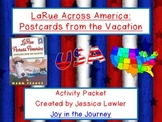 LaRue Across America by Mark Teague Activity Packet (CC-Aligned)