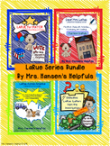 LaRue Series Bundle of Literature Studies plus Bonus pages
