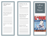 LaRue for Mayor Brochure