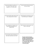 LaRue for Mayor Sequencing Activity