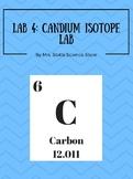 Lab 4 Candium Isotope Lab