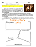 Lab #9: Sedimentary Rock Identification