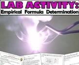 Lab Activity: Empirical Formula Determination