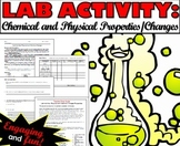 Lab Activity: Physical and Chemical Properties and Changes